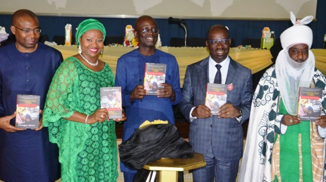 'From Frying Pan To Fire' — Olusegun Adeniyi unveils new book