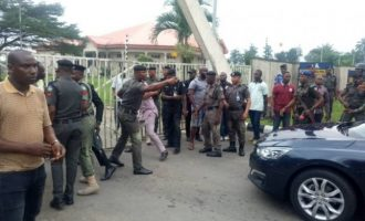 Attack on Akwa Ibom assembly and matters arising