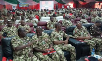 Democracy: The Nigerian army and sanctity of constitutional orders