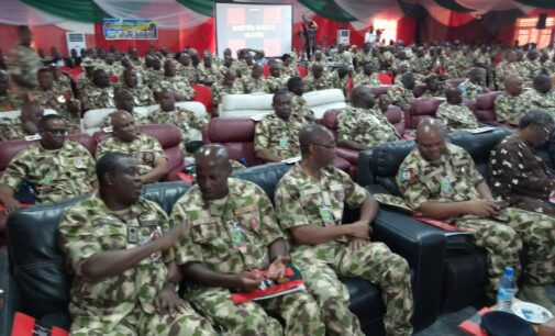 Monarch calls for support for Nigerian Army