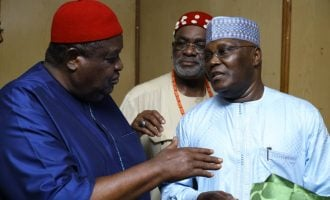 APC: Atiku's endorsement by south-east leaders is an insult to Ndigbo