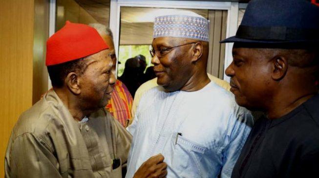 Buhari dismisses Atiku's endorsement by south-east leaders
