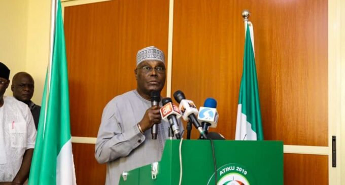 'I wasn't invited' — Atiku speaks on absence at signing of peace deal