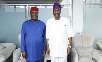 Atiku has been invited for his US visa, says Gbenga Daniel