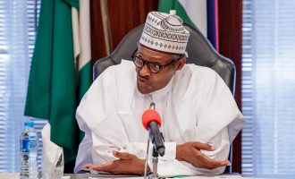 Provide a soothing balm to Nigeria's many challenges, Buhari tells Eagles