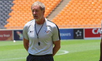 South African coach: Eagles will have to work very hard to beat us