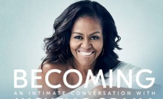Michelle Obama's 'Becoming' is fastest selling book of 2018
