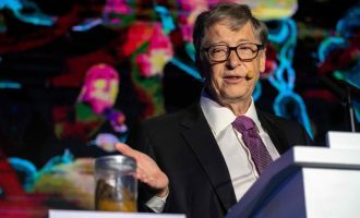 Bill Gates unveils toilet that turns human waste to fertilizer