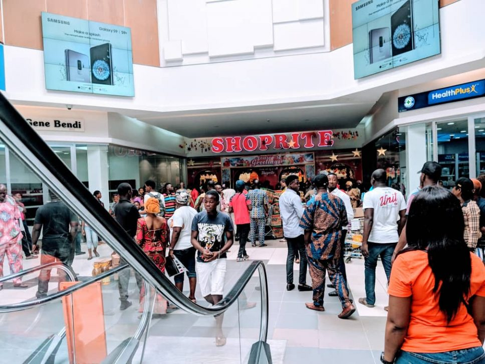 Black Friday fever in Lagos
