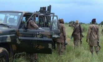 Soldiers missing as insurgents overrun military base in Borno