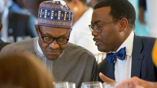 Nigeria cannot achieve the SDGs without jobs and security, Akin Adesina tells Buhari