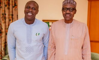 Obasanjo's son: No one can fault Buhari's integrity