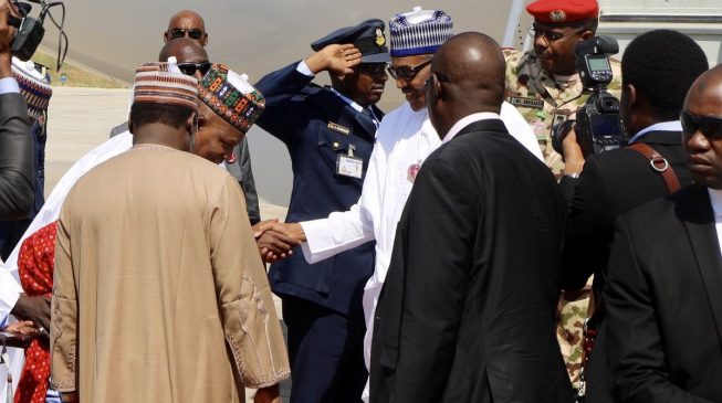 Buhari off to Chad for regional summit on Boko Haram