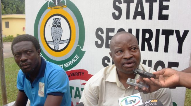 DSS rescues American 'abducted in Lagos'