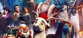AY, Omoni Oboli feature in Hollywood Christmas animation