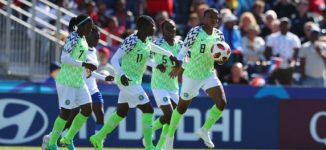 Oluehi the heroine as Ebere Ngozi fly Falcons to AWCON final