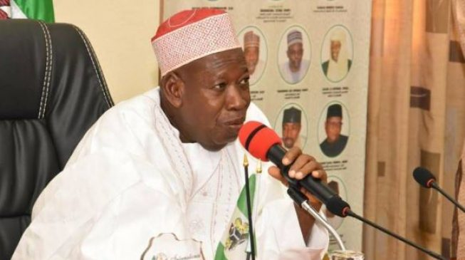 Kano federal lawmakers endorse Ganduje for second term