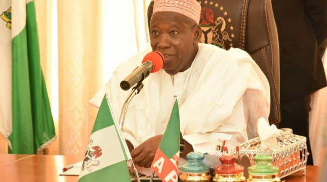 EiE sues EFCC, police, says Ganduje must be investigated