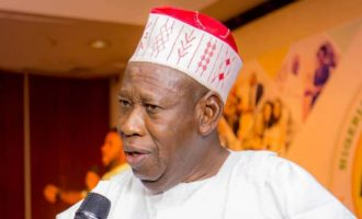 Ganduje: Sanusi lost his throne because he refused to be part of reforms