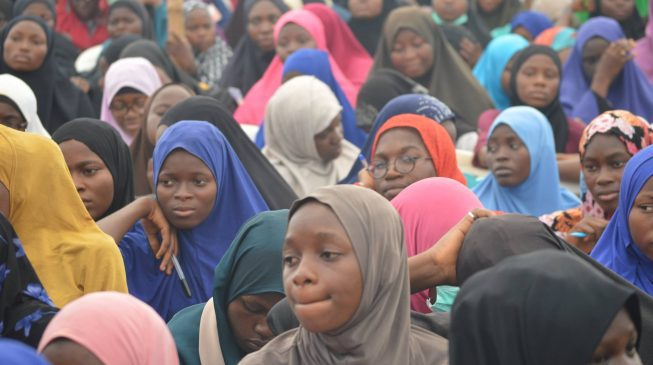 That hijab controversy raging in UI's international school