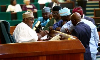 EXTRA: Faulty microphones force house of reps to adjourn