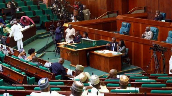 House of reps rejects police reform bill