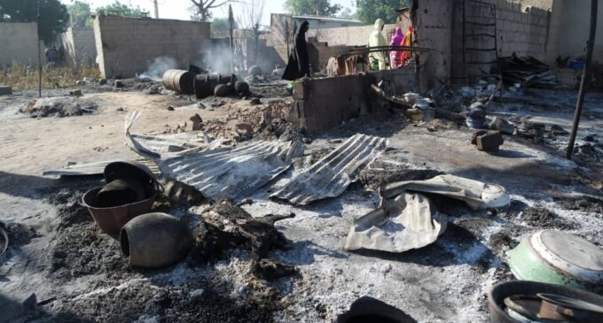 TIMELINE: Over 80 people killed, 60 kidnapped — how terror swept through Nigeria in one week