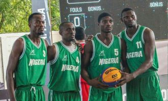 D'Tigers, D'Tigress arrive Lomé for FIBA 3×3 Africa Cup