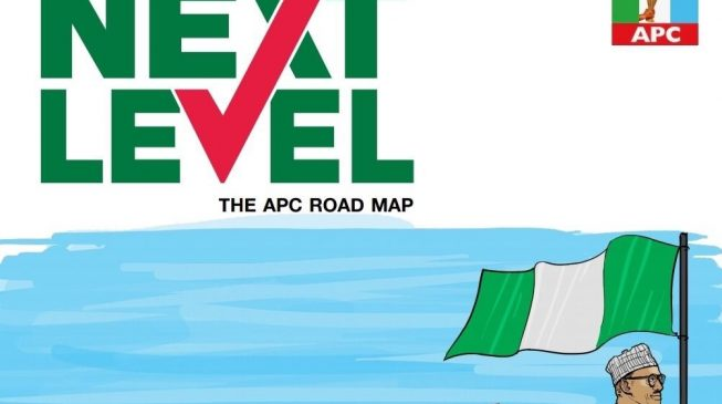 Keyamo: PDP supporters designed the 'next level' logo tweeted by Buhari