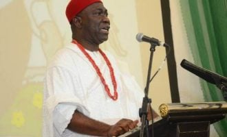 Ekweremadu: Why I didn't leave PDP
