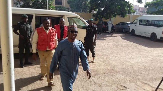 EFCC arraigns Kano governorship candidate for '$1.3m fraud'