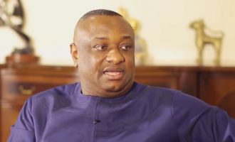 Keyamo replies Atiku: Buhari only joked — he didn't ask for violence