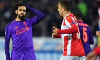 UCL: Liverpool suffer shock defeat, Barcelona through to round of 16