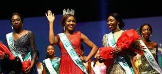 Chidinma Leilani Aaron crowned 2018 Miss Nigeria