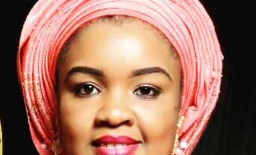 Gesto, daughter of ex-Kano senator, is Moghalu's running mate