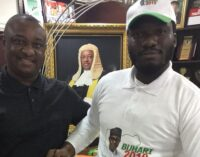 2019: We have serious issues, says Okupe as son joins Buhari's campaign team