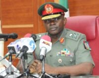 Olonisakin: Troops need more training on how to protect women and children in conflict zones