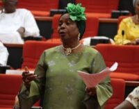 'This government has failed' — PDP senator tackles Buhari over insecurity
