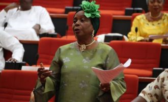Rowdy session as PDP senator says FG buying PVCs with SIP fund