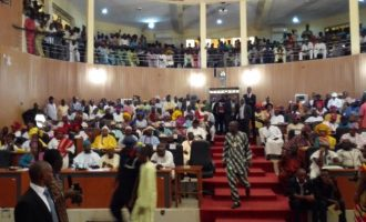Chaos as Ondo assembly removes speaker, deputy