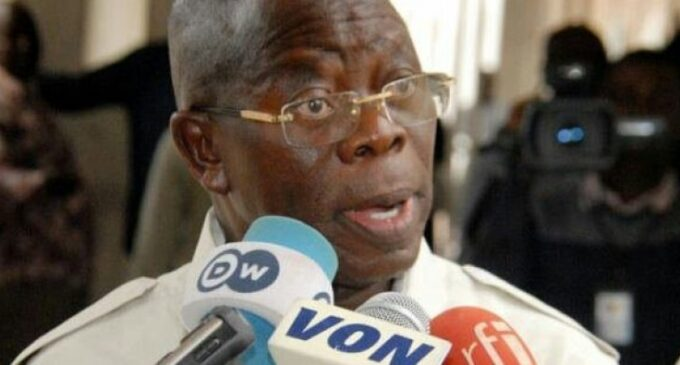 APC governors ask Oshiomhole to call for NEC meeting or resign