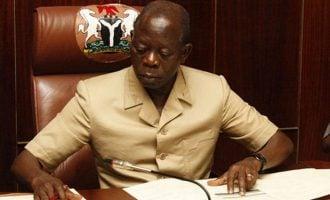 Why Oshiomhole should resign