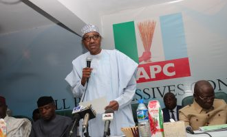 Buhari to inaugurate APC presidential campaign council Monday