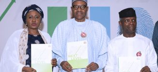 From 'Change' to 'Next Level': Buhari's democratic second coming