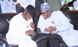 Buhari, Osinbajo 'are friends of the church'