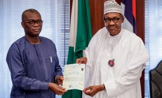 Witness did not contradict Buhari's statement on certificate, says lawyer