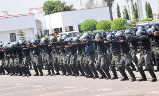 Police deploy over 15,000 personnel for Rivers election