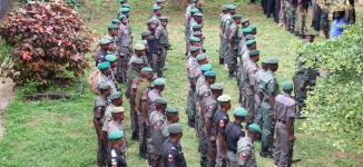 Police recruitment: 242,455 apply for 10,000 slots