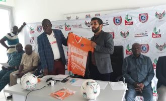Brazilian, Rafael Everton, named new coach of Akwa United
