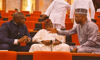 Senator: Executive asked us to slash MDAs' budgets to fund 2019 polls